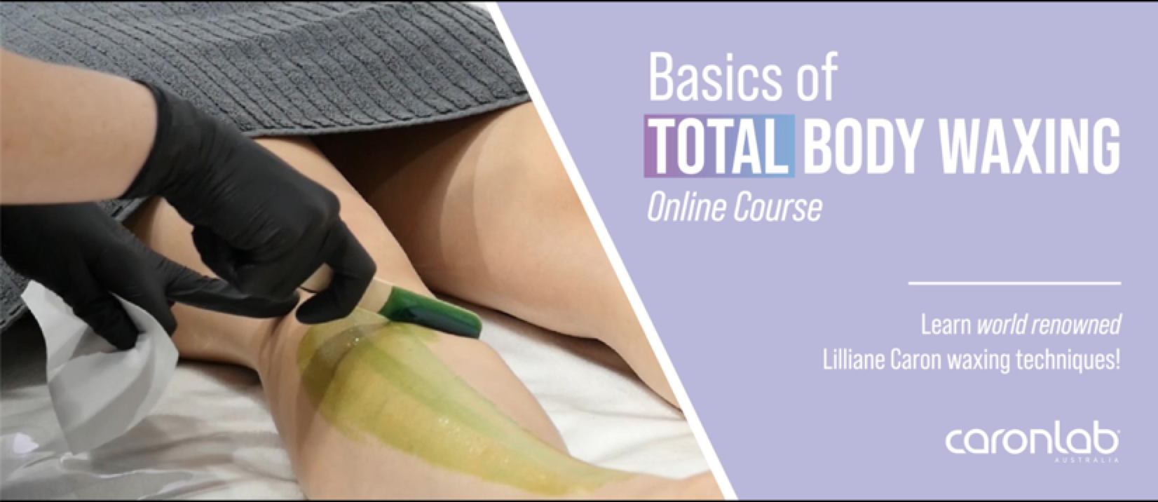 Basics of Body Waxing - Online Course
