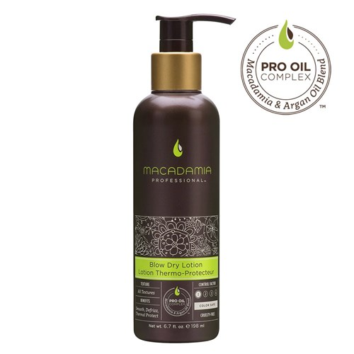 MACADAMIA P BLOWDRY LOTION 198ML