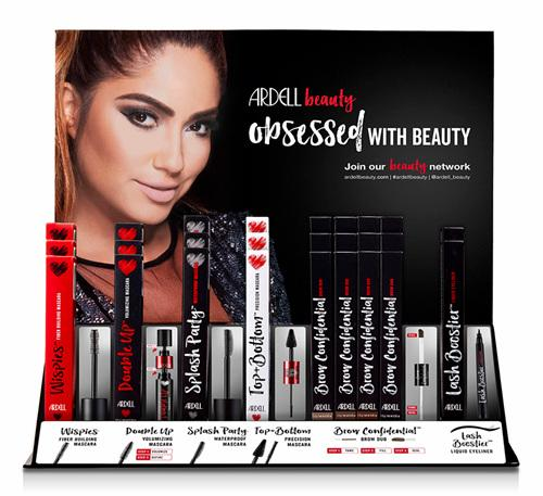 ARDELL BEAUTY DISPLAY 26 PIECE