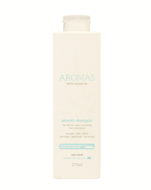 NAK AROMAS SMOOTH SHAMPOO ARGAN 275ML