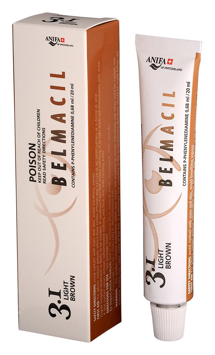 BELMACIL LASH TINT LIGHT BROWN #3.1