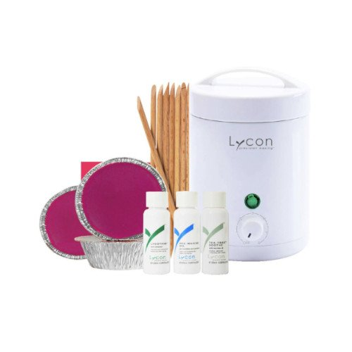 LYCON FACE WAXING KIT BABY