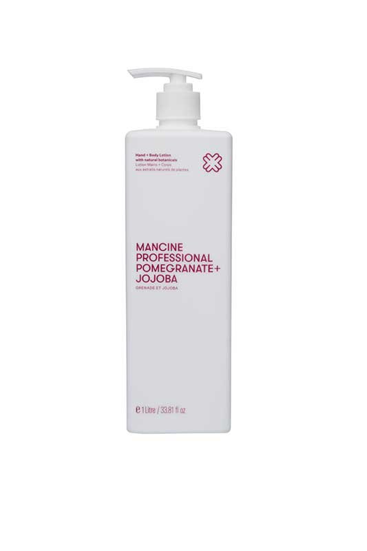 MANCINE POMEGRANATE H/BODY LOTION 1 LTR