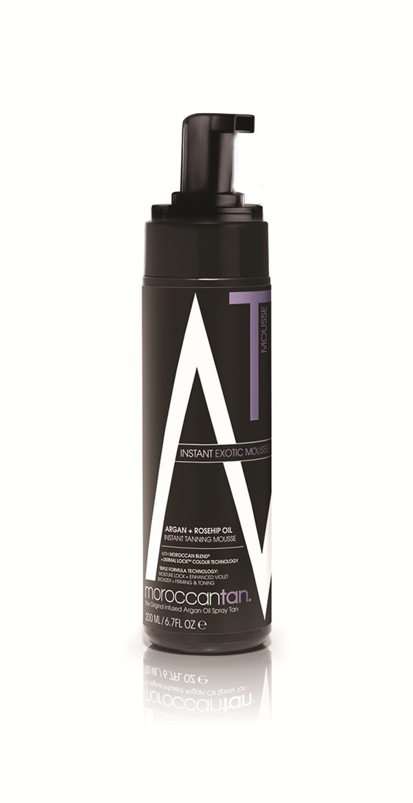 MOROCCAN TAN INSTANT EXOTIC MOUSSE 200ML