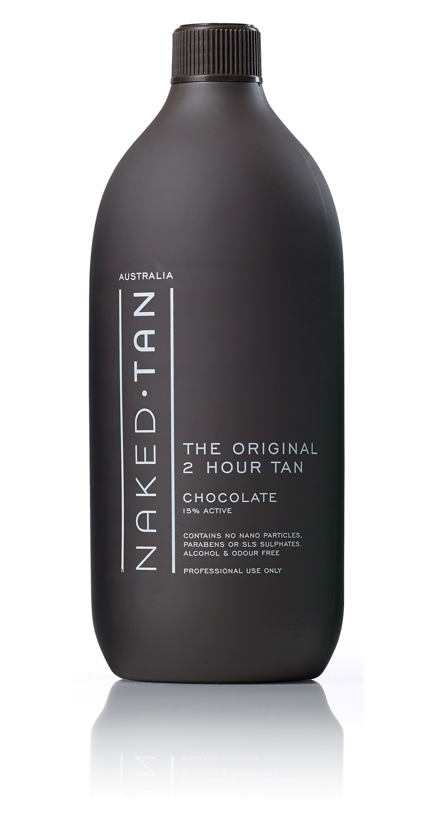 Naked Tan Chocolate Solution 15% DHA - LF Hair and Beauty