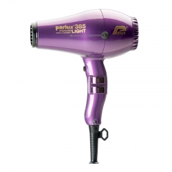 PARLUX 385 CERAMIC/IONIC DRYER VIOLET