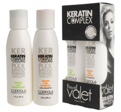 KERATIN CARE TRAVEL VALET 178ML