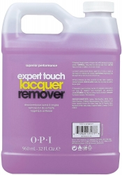 OPI EXPERT TOUCH REMOVER 960ML