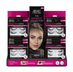 ARDELL MAGNETIC LASHES DISPLAY 12P