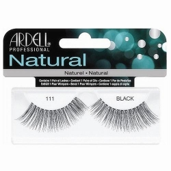 ARDELL LASHES NATURAL - 111 BLACK