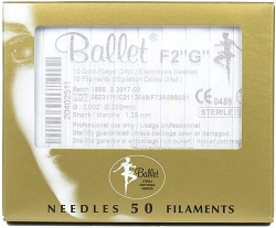BALLET GOLD NEEDLES F2