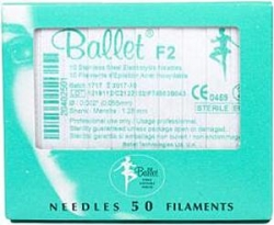 BALLET S/STEEL NEEDLES F2