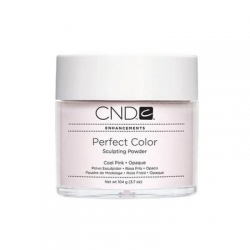 CND PWDR-PC COOL PINK OPAQUE 105GM