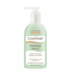 NL COOL FEET MASSAGE LOTION 500ML