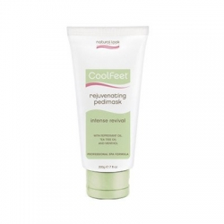 NL COOL FEET REJUVENATING PEDIMASK 200GM