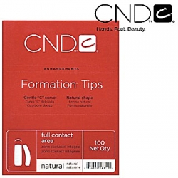 CND FORMATION TIPS 100 TRAY