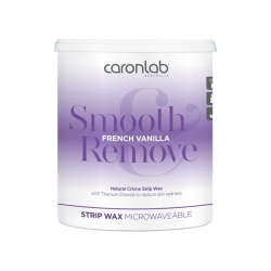 CARONLAB FRENCH VANILLA STRIP WAX 800GM