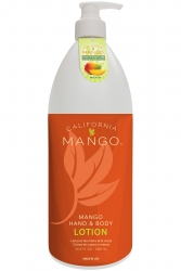 CALIFORNIA MANGO HAND/BODY LOTION 946ML