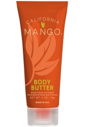 CALIFORNIA MANGO BODY BUTTER 120G