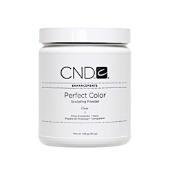CND PWDR-PC CLEAR 454GM