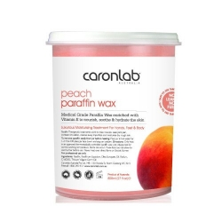 CARONLAB PARAFFIN PEACH WAX 800ML