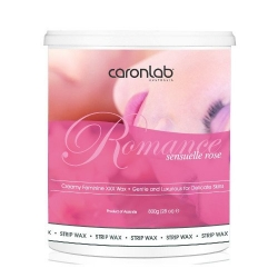CARONLAB ROMANCE STRIP WAX 800GM