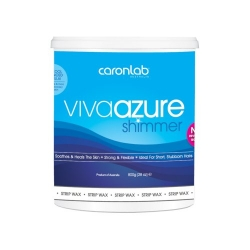 CARONLAB VIVA AZURE STRIP WAX 800GM