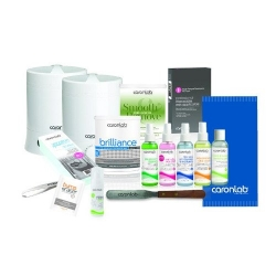 CARONLAB STARTER KIT SALON 2 POT TROLLEY