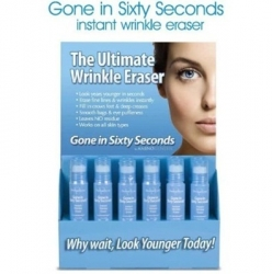 DERMASCYNE GONE IN 60 SECONDS DISPLAY 12