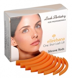 ELLEEBANA LASH LIFT S/RODS BOX COMB0