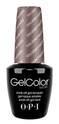 OPI YOU DON'T KNOW JACQUES (GEL) 15ML