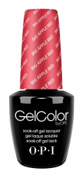 OPI BIG APPLE RED (GEL) 15ML