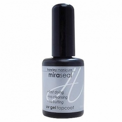BLACK LABEL MIRASEAL GEL TOP COAT 15ML