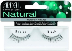 ARDELL LASHES NATURAL BABIES BLACK