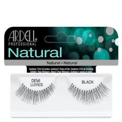 ARDELL LASHES NATURALS DEMI LUVIES BLACK