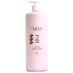 JENNAI HAND LOTION ROSE 1LTR