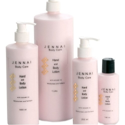 JENNAI HAND LOTION ROSE 500ML