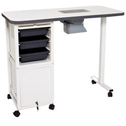 JAZZ MANICURE TABLE WHITE