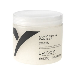 LYCON COCONUT & VAN SUGAR SCRUB 520G