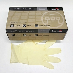 LATEX GLOVE X-SML POWDERFREE