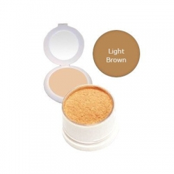 L/S LOOSE POWDER #3 LIGHT BROWN 17GM