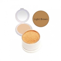 L/S PRESSED POWDER #3 LIGHT BROWN 10GM