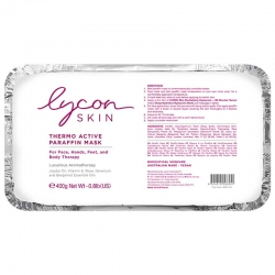 LYCON SKIN THERMO PARAFFIN MASK 400GM