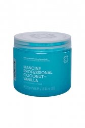MANCINE COCONUT & VANILLA S/SCRUB 600G - Click for more info