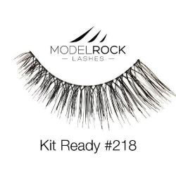 MODELROCK LASHES KIT READY #218
