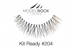 MODELROCK LASHES KIT READY #204