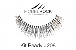 MODELROCK LASHES KIT READY #208