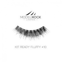 MODELROCK LASHES KIT READY FLUFFY #10