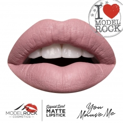 MODELROCK MATTE LIPSTICK YOU MAUVE ME - Click for more info