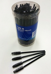 MASCARA WANDS DISPOSABLE 100 PACK